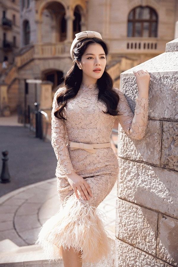 Lý Nhã Kỳ - nữ hoàng retro của showbiz Việt