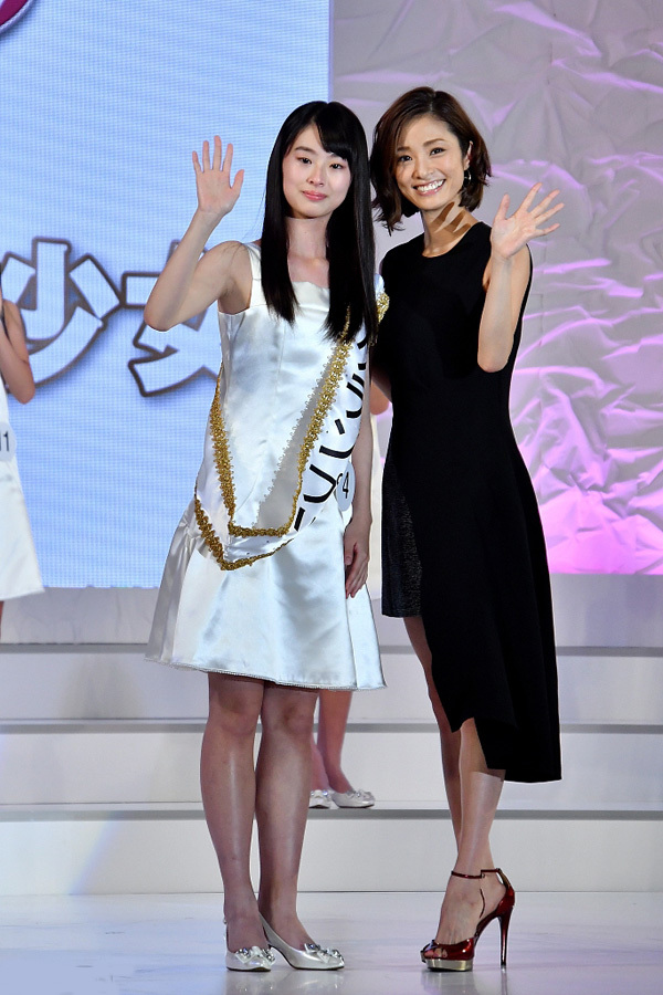 Sao Trẻ: Cô gái 14 tuổi đoạt danh hiệu Thiếu nữ quốc dân Nhật Bản