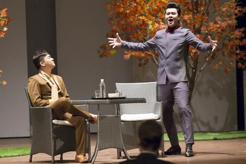 Giai điệu mùa thu 2017 mở màn 'cháy vé' với nhạc kịch