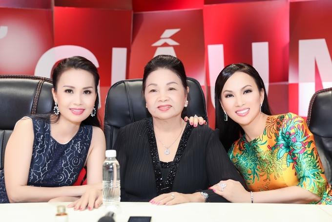 Cẩm Ly hội ngộ em gái Minh Tuyết, Hà Phương