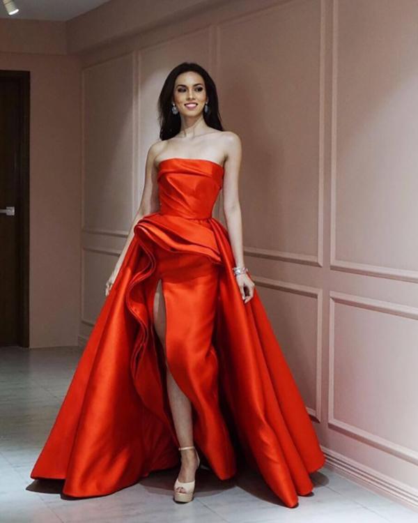 Vẻ nóng bỏng của tân Hoa hậu Thế giới Philippines