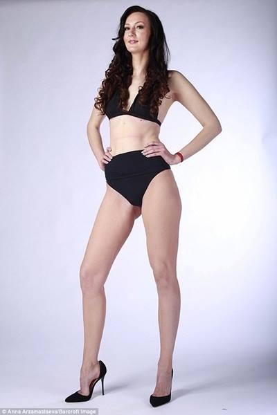 Làm mẫu ảnh nghiệp dư song Ekaterina nổi hơn với vai trò là cầu thủ bóng rổ. Cô từng chơi trong đội tuyển bóng rổ quốc gia và giành huy chương đồng khi tham gia Thế vận hội Mùa hè Olympic 2008 tại Bắc Kinh, Trung Quốc.