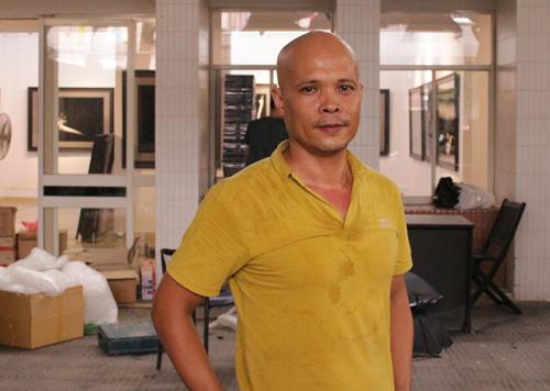 Khán giả háo hức với triển lãm ảnh nude đầu tiên ở Việt Nam