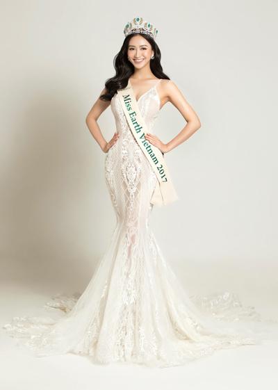 Hà Thu giành huy chương đồng phần thi Tài năng tại Miss Earth