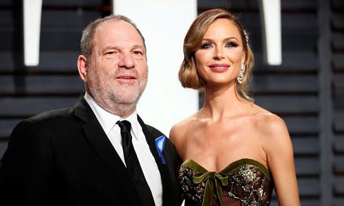 Harvey Weinstein bị vợ bỏ sau scandal sex