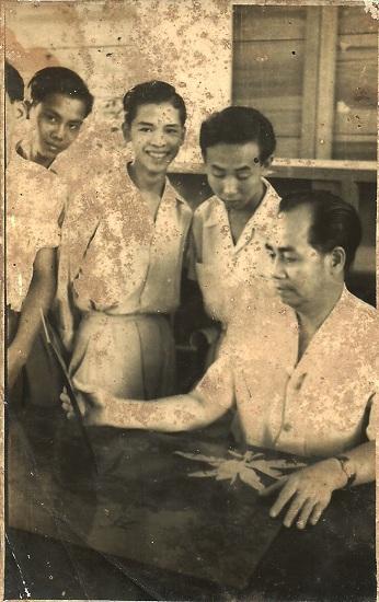 Sách về cuộc đời họa sĩ sơn mài Phạm Hậu