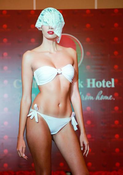 Hoa hậu Israel, Elian Qupty.