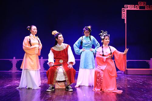 Kịch 'Hồng lâu mộng' diễn ở Hà Nội