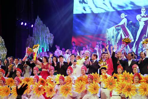 Khán giả thủ đô thưởng thức những bản tình ca Nga - Việt