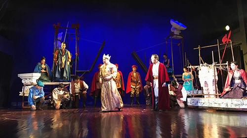 Nhà hát Kịch Việt Nam diễn 5 tác phẩm mừng 65 năm thành lập