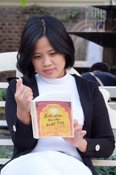 Tác giả Phương Thu Thủy.