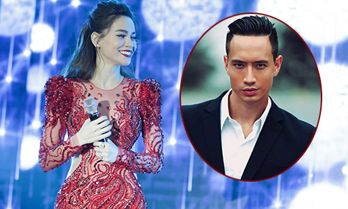 Hồ Ngọc Hà giới thiệu tên bài hát là 'Cả một trời Kim Lý'