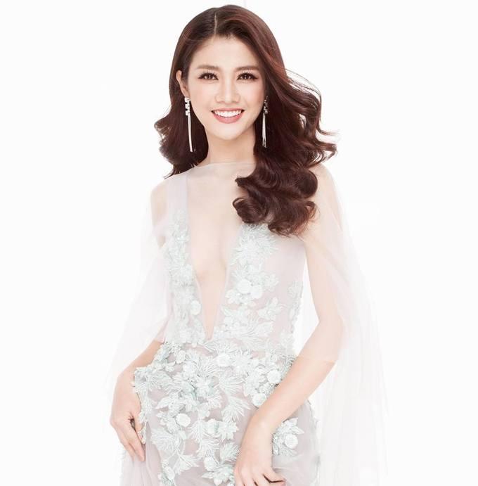 12 ứng viên cho ngôi vị Hoa hậu Hoàn vũ Việt Nam 2017