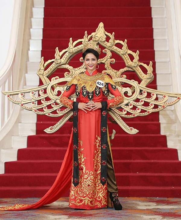 Hành trình cô gái Ê đê chinh phục vương miện hoa hậu