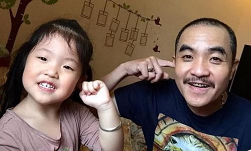 Quốc Quân: Tôi học cách vừa làm bố, vừa làm mẹ của con - ảnh 1