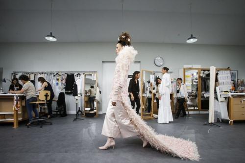 Loạt sàn diễn trong bảo tàng Pháp gây kinh ngạc của Chanel qua 10 năm - ảnh 8