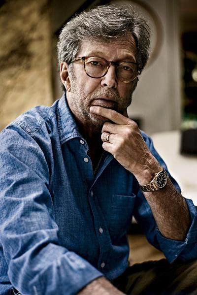 Danh ca Eric Clapton.