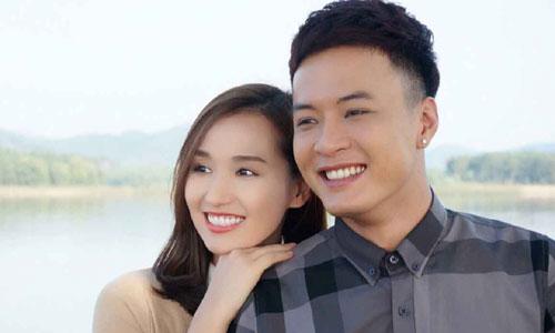 Hồng Đăng (phải) đóng cặp Lã Thanh Huyền trong Zippo, mù tạt và em.