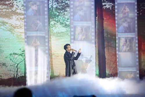 Đàm Vĩnh Hưng đạt giải cống hiến POPS Awards - 2