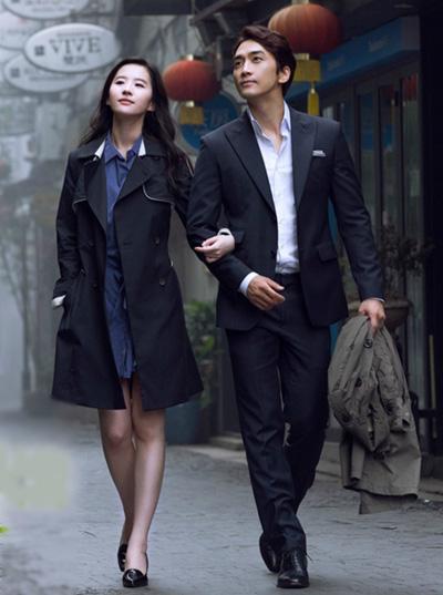 Diệc Phi - Seung Hun từng được khen là cặp đẹp đôi của làng giải trí châu Á.
