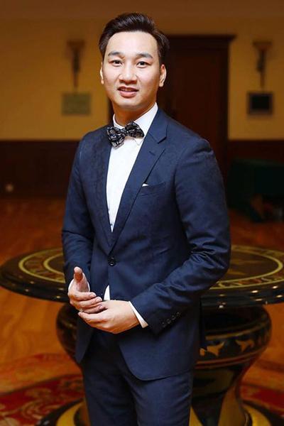 MC Thành Trung.