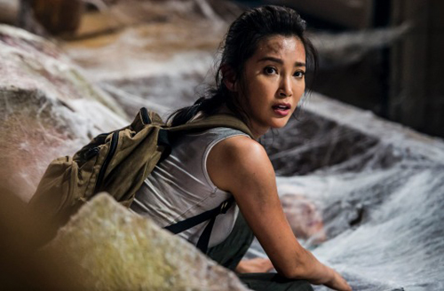 Lý Băng Băng đảm nhận vai nhà khảo cổ Jia.