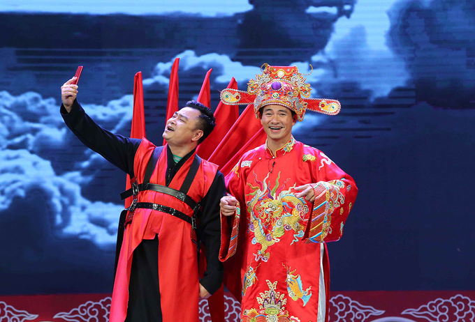'Táo quân 2018' ngợi ca thành tích của U23 Việt Nam