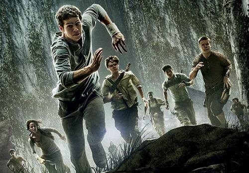 Dylan OBrien tỏa sáng trong The Maze Runner.