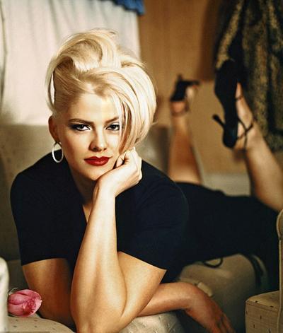 Những ngày cuối đời của Anna Nicole Smith đầy bi kịch.