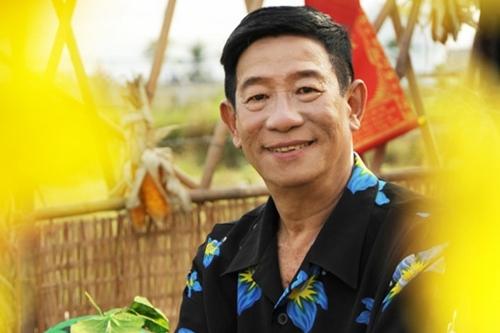 Diễn viên Nguyễn Hậu với hơn 40 năm gắn bó cùng nghiệp phim ảnh.