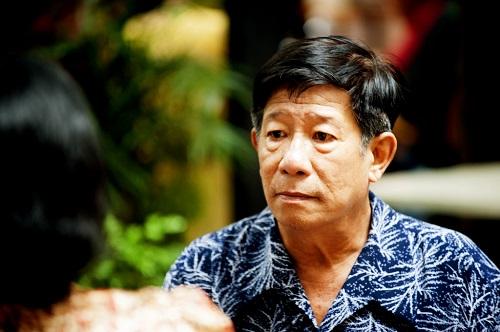 Khả năng nhập vai từ hiền lành đến phản diện của diễn viên Nguyễn Hậu - ảnh 1