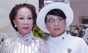 Vũ Hà: 'Tôi càng thương vợ khi cô ấy già đi'