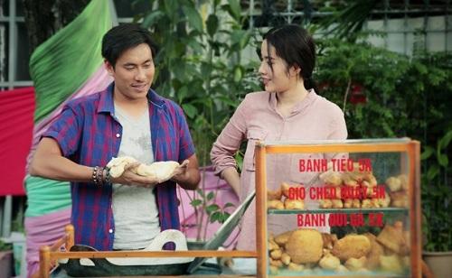 Kiều Minh Tuấn và Nam Em trong 798Mười.