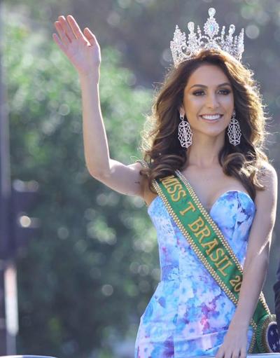 Người đẹp sinh năm 1994 vượt qua 27 thí sinh để giành chiến thắng và trở thành đại diện của Brazil tới Thái Lan tham dự Hoa hậu chuyển giới Thế giới 2018.