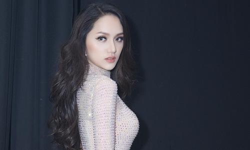 Hương Giang thắng giải tài năng ở Hoa hậu chuyển giới...