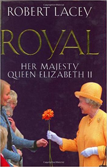 Cuốn sách viết về tiểu sử nữ hoàng Elizabeth.