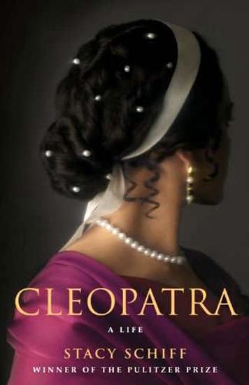 Bìa cuốn Cleopatra: Một cuộc đời.