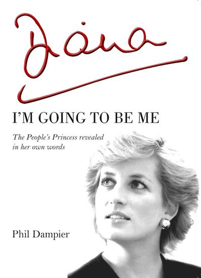 Bìa cuốn Diana: Im going to be Me.