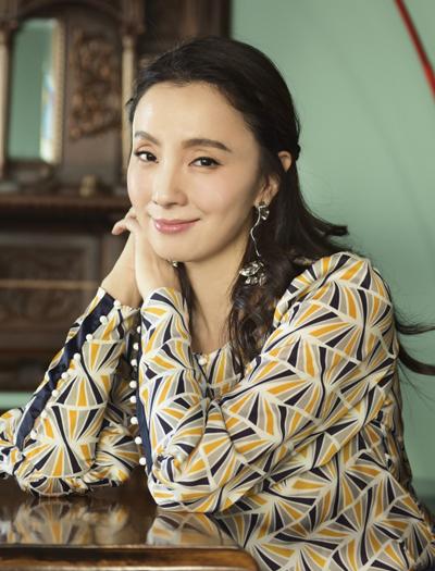 Nữ diễn viên nhận được nhiều lời khen trẻ trung so với tuổi