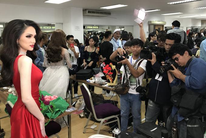 Hành trình chinh phục vương miện Hoa hậu chuyển giới của Hương Giang