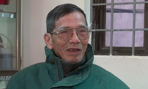 Diễn viên Trần Hạnh.