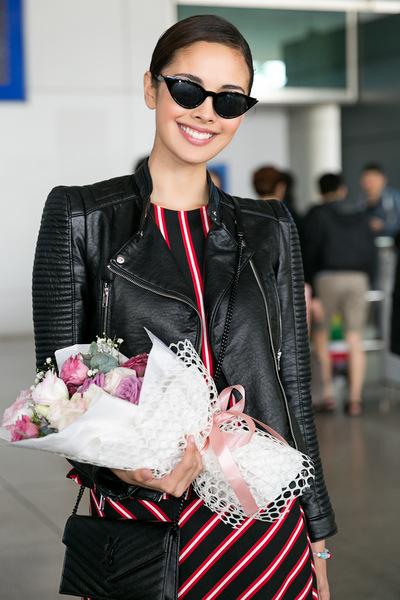 Hoa hậu Thế giới 2013 Megan Young.