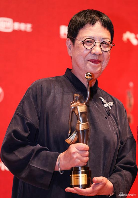 Cổ Thiên Lạc lần đầu đoạt giải Ảnh đế Hong Kong