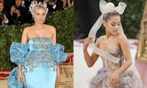 Những mỹ nhân mặc đẹp nhất Met Gala 2018