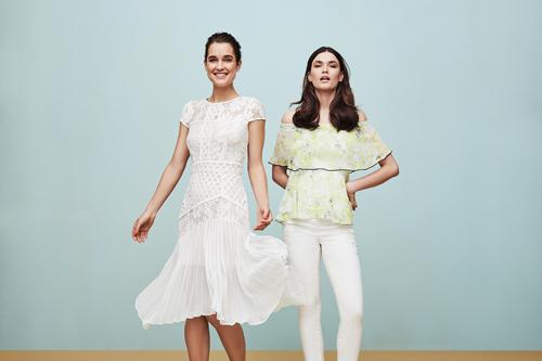 5 kiểu trang phục hợp mốt mùa hè - 3