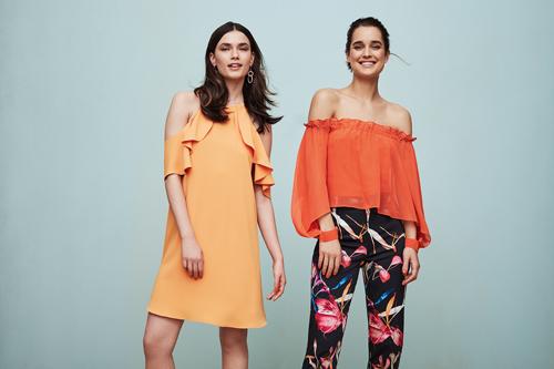 5 kiểu trang phục hợp mốt mùa hè - 2