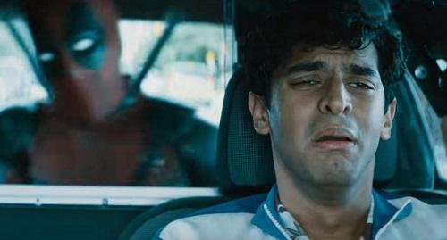 Dopinder(Karan Soni đóng) - chàng tài xế taxi chiếm thiện cảm trong phần đầu - cũng quay lại phần hai và có một số cảnh ấn tượng.