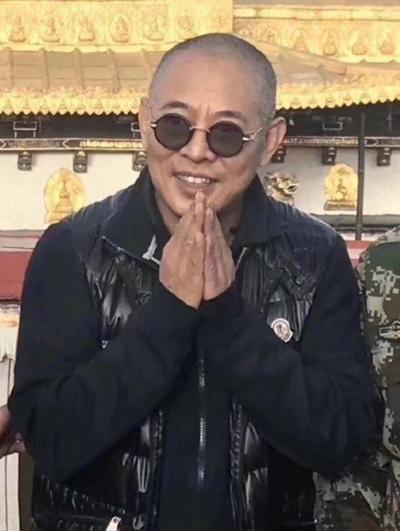 Các bức ảnh nam diễn viên được nhiều fan chia sẻ trên mạng xã hội. Không ít người bày tỏ không nhận ra Lý Liên Kiệt. Thời gian không trừ một ai, Thời gian trôi nhanh quá, trong trí nhớcủa tôi, Lý Liên Kiệt vẫn là võ sư nhanh nhẹn, siêu phàm, khán giả bình luận trên Weibo.