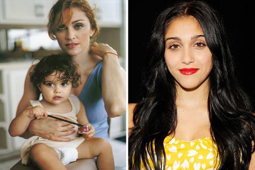 Lourdes Leon là con gái đầu lòng của Madonna và diễn viên Carlos Leon. Cô bé chào đời tháng 10/1996 và luôn là tâm điểm chú ý bởi Madonna khi đó nổi tiếng với những hành động thiếu kiểm soát, gây sốc. Madonna và Carlos Leon chia tay khi Lourdes lên bảy tuổi.