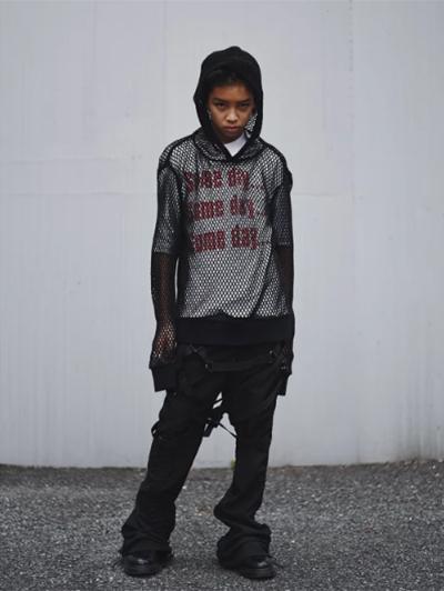 cậu bé nhật 15 tuổi nổi tiếng nhờ phong cách nổi loạn - 3